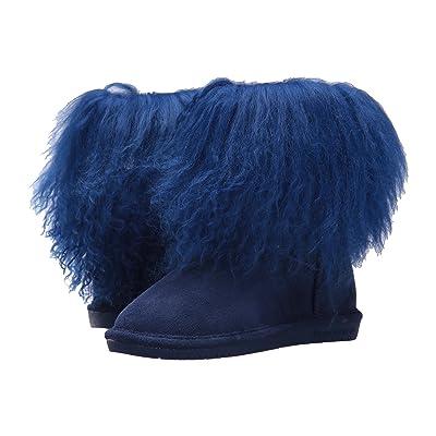 Bearpaw Kids Boo (Little Kid/Big Kid) (Cobalt) Girls Shoes