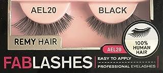 Absolute Eyelashes Ael 20 Human Hair