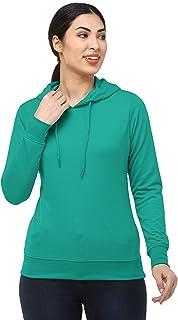 Fashivo Full Sleeves Cotton Blend Printed Sweatshirt ( FV11051_SS )
