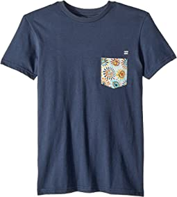 Billabong Kids Team Pocket T-Shirt (Big Kids)