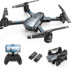 SNAPTAIN A15H Foldable Drone with 1080P HD Camera FPV WiFi RC Quadcopter for Beginners, Optical Flow Positioning, Voice Co...