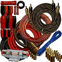 4 gauge audio power wire