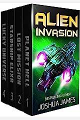 Alien Invasion: A Sci-Fi Anthology Kindle Edition