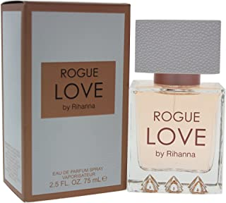 Rihanna Rogue Love Eau De Parfum Spray By Rihanna