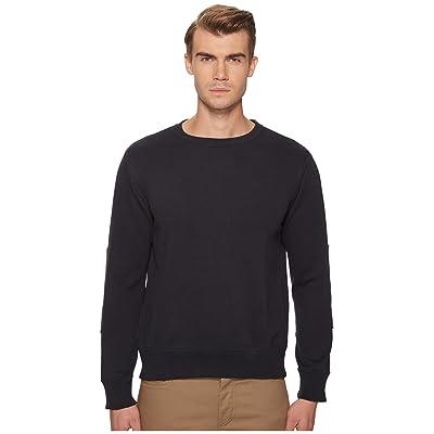 Billy Reid Dover Sweatshirt (Dark Midnight) Men