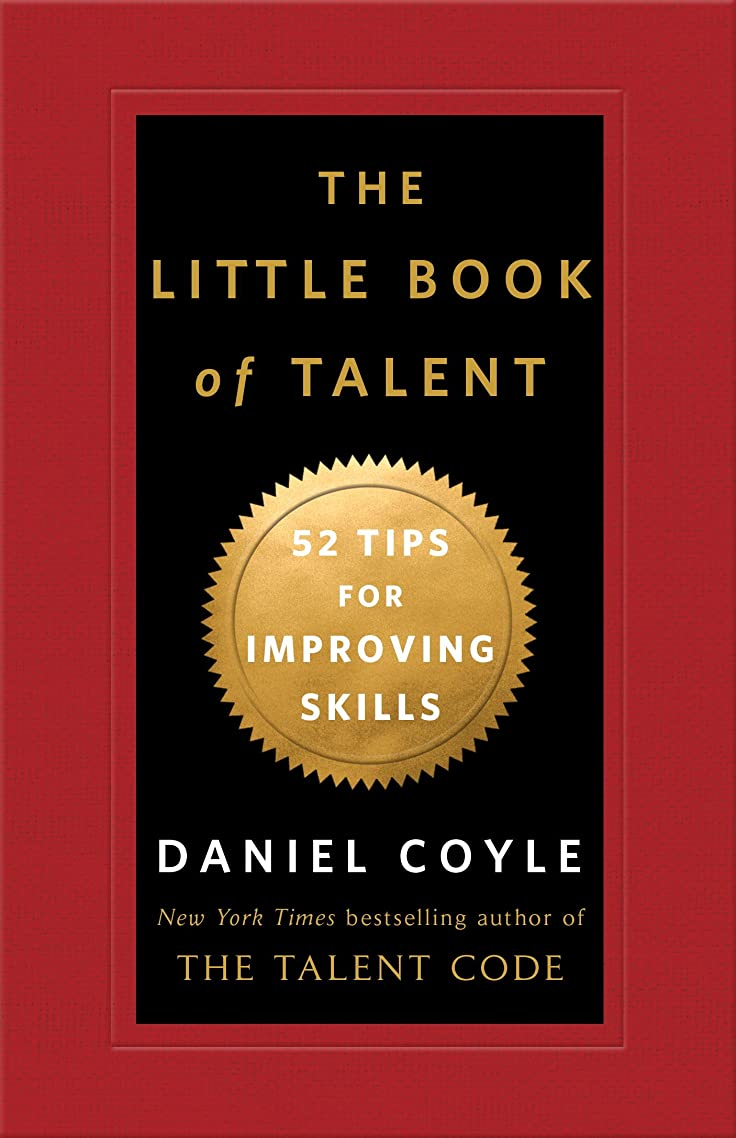 韓国摂氏度ダイヤルThe Little Book of Talent: 52 Tips for Improving Your Skills (English Edition)