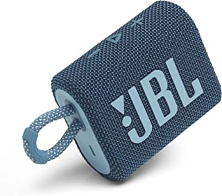 Caixa De Som JBL GO 3 Azul