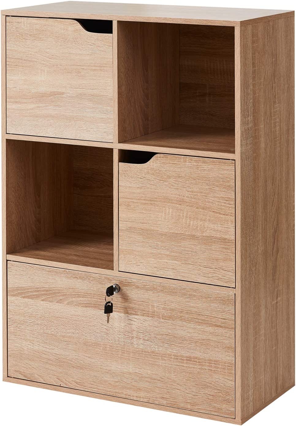 Yak A surprise price is realized About It Locking Ranking TOP20 Safe Floor Sonoma Bookshelf -