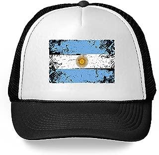 Awkward Styles Argentina Hat Argentina Trucker Hat Soccer Argentina Flag Gifts