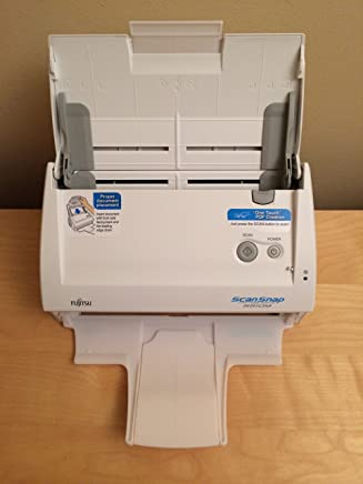 ScanSnap S510M Instant PDF Sheet-Fed Scanner photo
