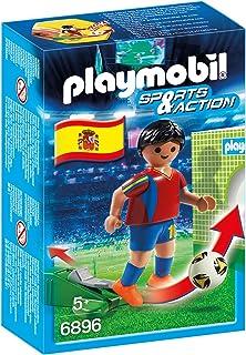 PLAYMOBIL - Futbolista España (68960)