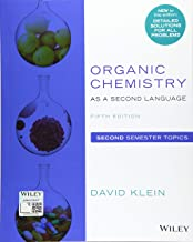 Organic Chemistry as a Second Language: Second Semester Topics PDF