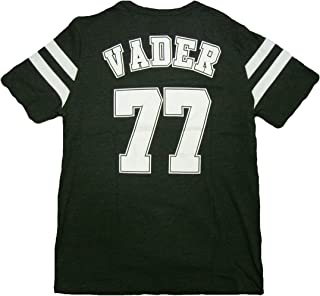 Vader 77 Varsity Double Sided Adult T-Shirt