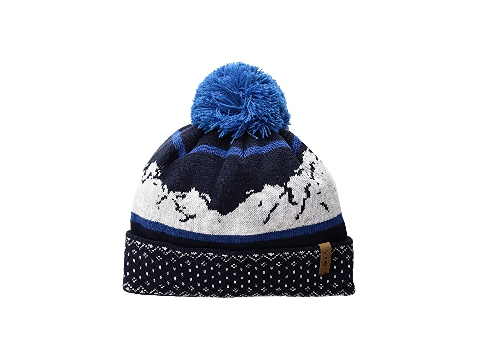 BULA Mountain Beanie (Navy) Beanies