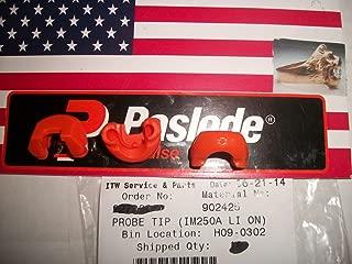NEW PASLODE Part # 902425 - No Mar Tip Li-Ion Angled Trim (3 TIPS)