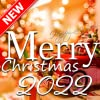 メリークリスマスの挨拶と新年あけましておめでとうございます2022