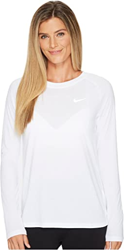Nike - Breathe Long Sleeve Running Top