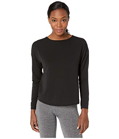 The North Face Workout Novelty Long Sleeve (TNF Black) Women