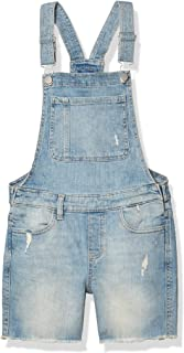 DL1961 Girls' Big Nora Short Length Overall Fit Jean