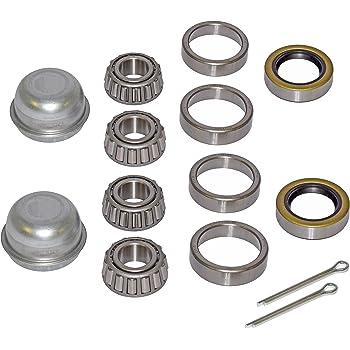 CURT 23209 3//4 Replacement Wheel Bearing Kit 3//4-Inch Inside Diameter
