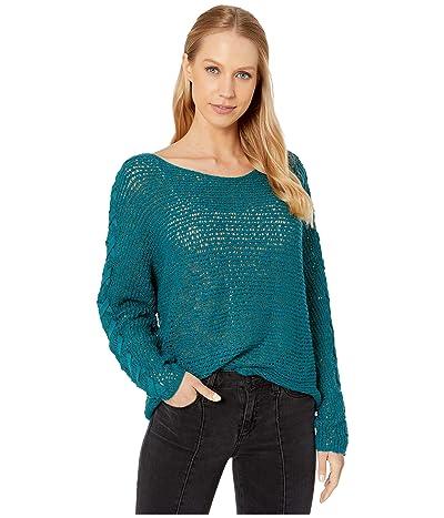 Billabong Chill Out Sweater (Lagoon) Women