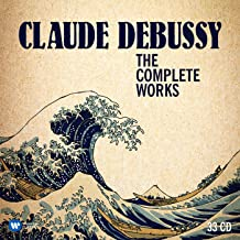 Debussy The Complete Works 33Cd
