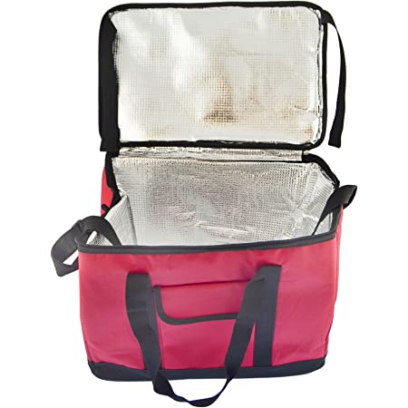 BB-CB330 Cool Bag Large 30L With Shoulder Strap 110cm Red Insulated By Redwood