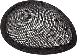 Sinamay Teardrop Fascinator Hat Base for Millinery 5 1/2