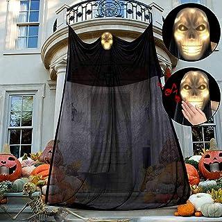Apsung Halloween Ghost Hanging Decorations Scary Creepy Indoor/Outdoor Decor