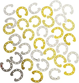 Best horseshoe shaped confetti Reviews