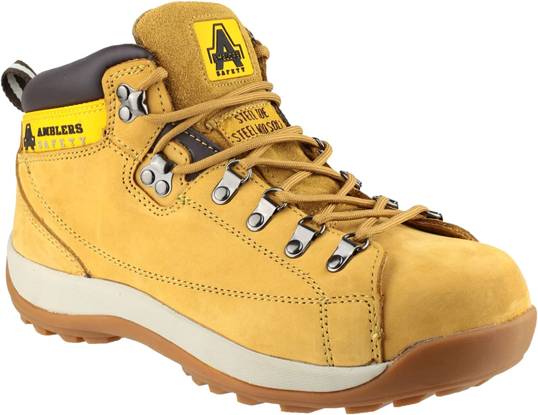Amblers Amblers Amblers Safety FS122 Unisex SB Safety Stiefel Honey  862367
