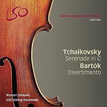 Serenade For Strings In C; Div