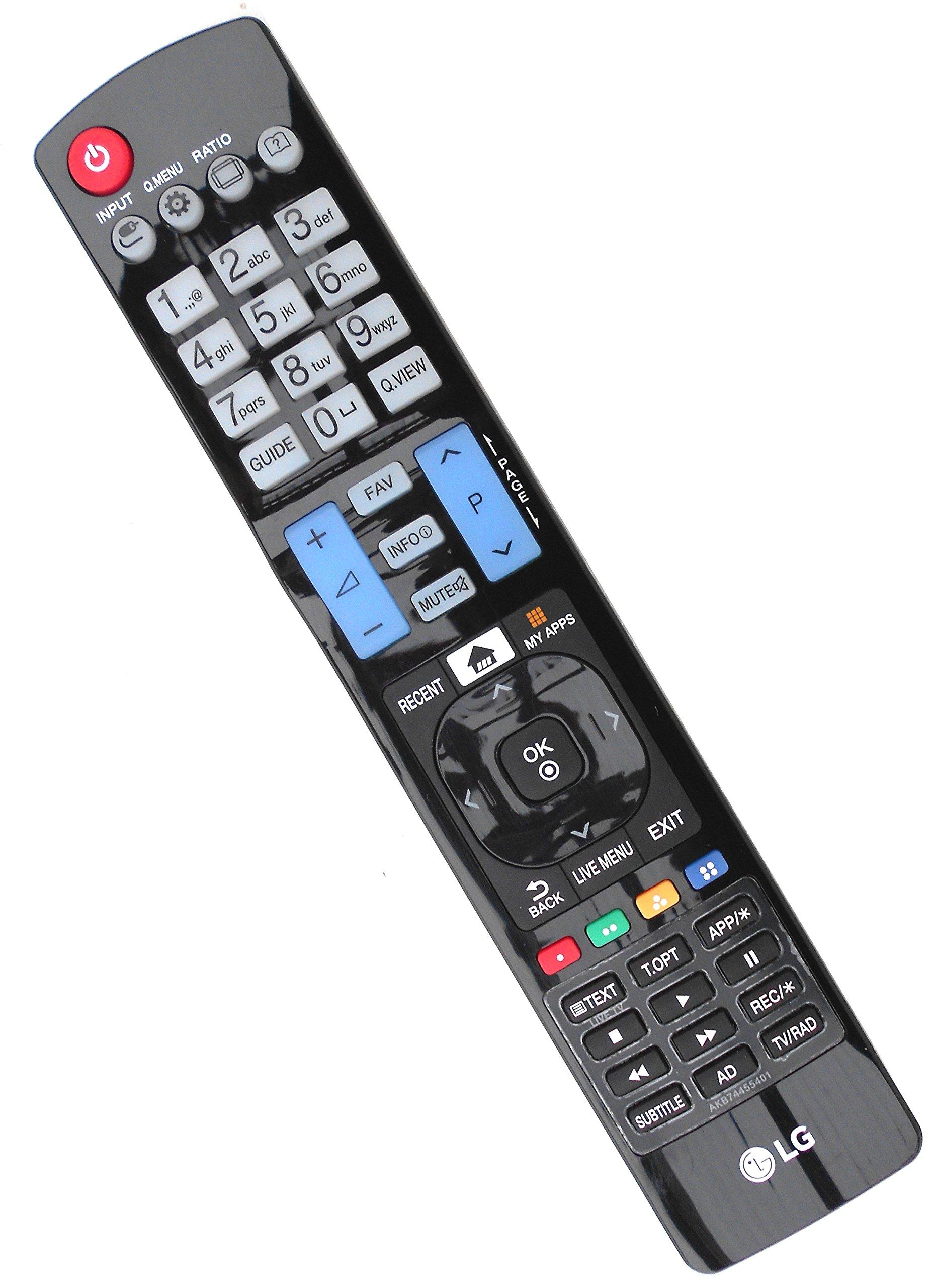 LG akb74455401 Original de mando a distancia: Amazon.es: Electrónica