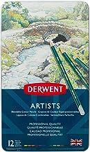 Derwent Artists Pencils Tin 12