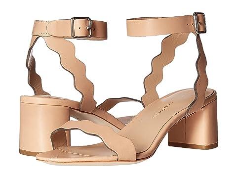 Loeffler Randall Emi Scallop Block Heel Sandal