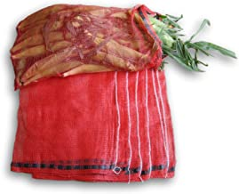 8 Large Mesh Produce Bags, 32 Inches X 18 Inches, Holds up to 35 lbs (8 Bags)