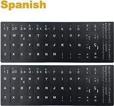 spanish keyboard stickers