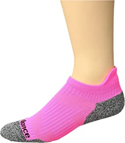 New Balance - Cushioned Running No Show Tab Sock 1-Pair Pack