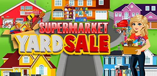 『Supermarket Yard Sale - Garage Sale Shoppers and Bargain Hunters FREE』の3枚目の画像