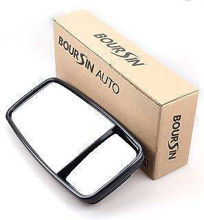 Side Door Outside View Mirror For ISUZU NPR NPR-HD NQR NRR 3.0L 5.2L 6.0L Box/Van Truck 2008-2020 - Passenger Side