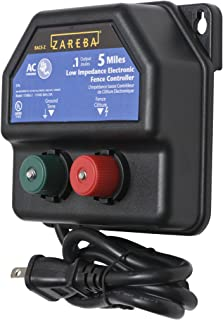 Zareba EA5M-Z 5-Mile AC-Powered Electric Fence Charger
