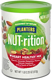 NUT-rition Heart Healthy Mix (18.25 oz Jar)