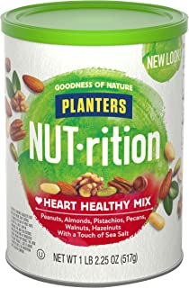 NUTrition Heart Healthy Snack Nut Mix (18.25oz)