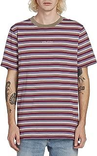 Men's Baywood Striped Crew Short Sleeve Tee