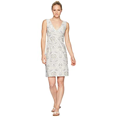 Carve Designs Cayman Dress (Olive Paisley) Women