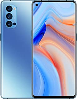 OPPO Reno4 Pro 5G 256GB Mobile Phone Blue/Light Blue Galactic Blue Android 10 Dual 5983768