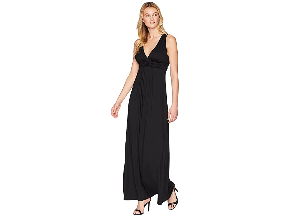 Tart Adrianna Maxi Dress (Black 2) Women