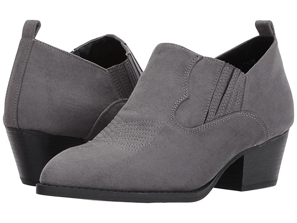 Dirty Laundry DL Charm Her Bootie (Charcoal) Women