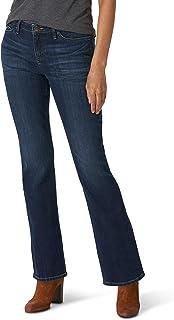 Lee Women's Petite Regular Fit Bootcut Jean