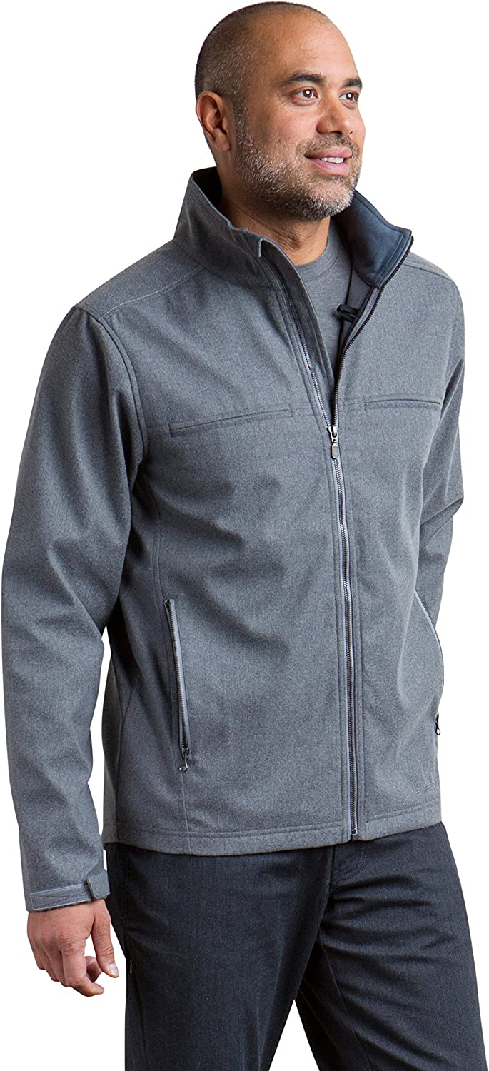 ExOfficio Men's OFFicial mail New color order Mackenzie Long Jacket Sleeve